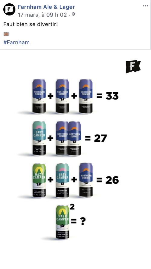 Post Farnham Ale & Lager